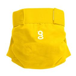 Gdiapers Good Morning Gpants, Sunshine Yellow, X-Large