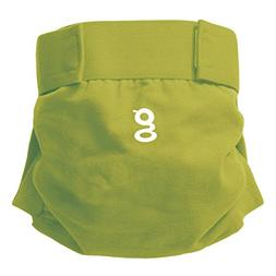 GDIAPERS GPANTS,SMALL,GUPPY GREEN, CT, EA-1