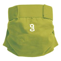 gDiapers gPants, Large, Guppy Green, 1 ea