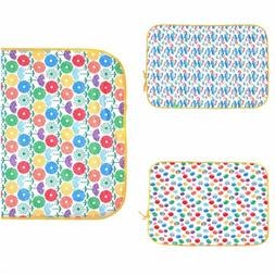 Happy Mat TotsBots Baby Changing Cloth Fabric Washable Absor