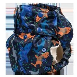 Jawsome-Smart Bottoms Smart One 3.1 All-in-One Cloth Diaper