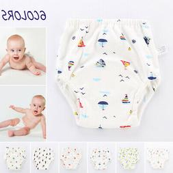 Kids Baby Nordic Style Breathable Shorts Printed Pants Cloth