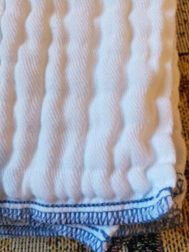 12 Prefold Cloth Diapers 1