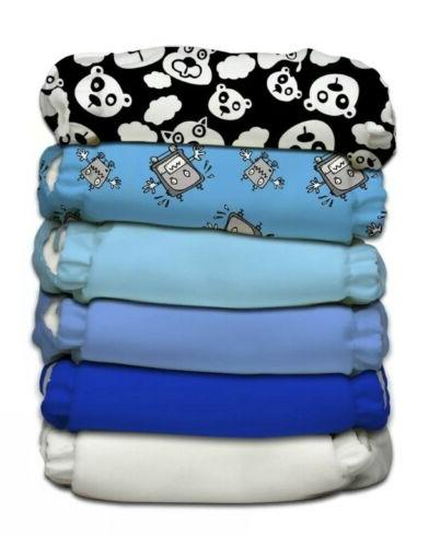 2 in 1 cloth diapers one size