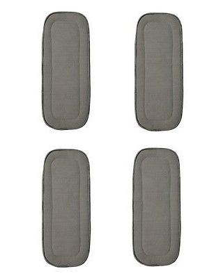4 pack bamboo charcoal inserts 5 layers