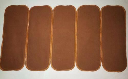 5 brand new coffee fleece insert