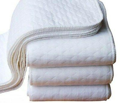 5 Diapers+ 5 Adjustable Cloth