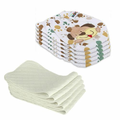 5 Diapers Reusable For US Stock