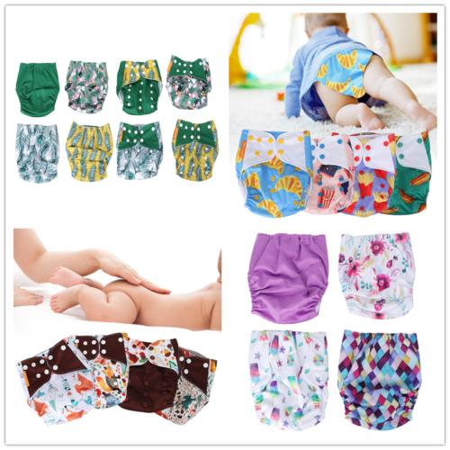 7 Type Nappy Pants Infant Baby Pants