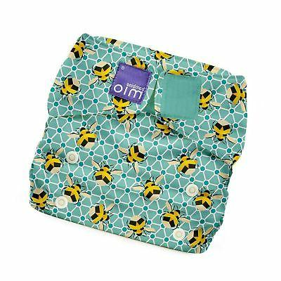 Bambino Mio, Miosolo All-In-One Cloth Diaper, Onesize, Bumbl