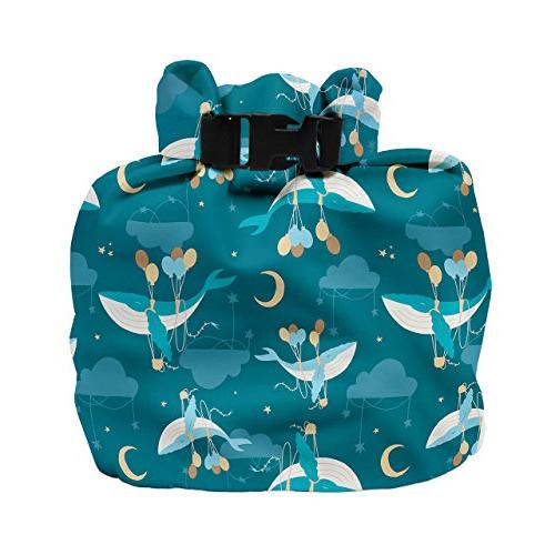 Bambino Mio, Wet Diaper Bag, Sail Away