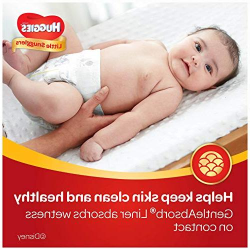 HUGGIES Little Diapers, Newborn, Count