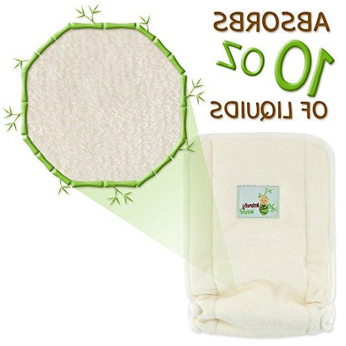 Naturally Natures Layer Cloth Diaper - - Reusable Liners for Cloth