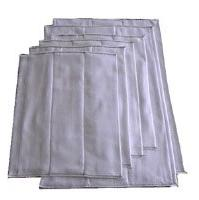 OsoCozy - Chinese Prefolds  - {Regular, 4x6x4} - Soft and Ab