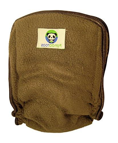 Pandaroos Cloth Insert with and Printed Wet Bag