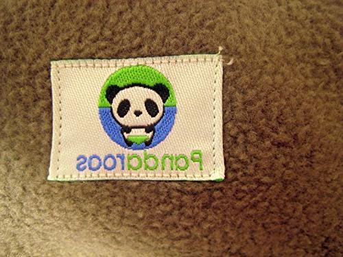 Pandaroos 5-Layer Cloth with Legs Printed Diaper