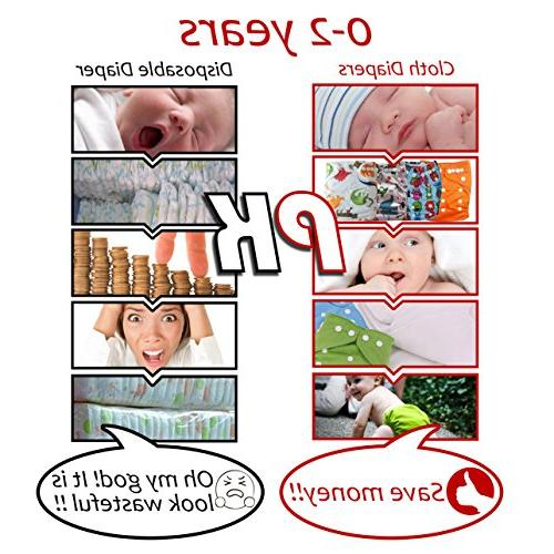 LBB Diapers & Inserts, Pocket Diapers,
