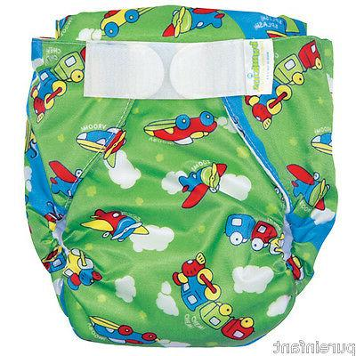 all in one cloth diaper on