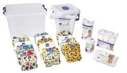 all in one cloth diaper premium pack
