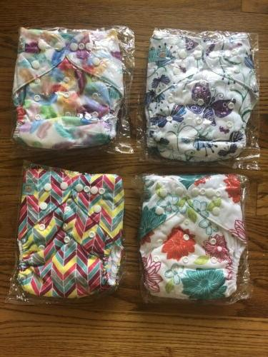alva baby cloth all in one diapers