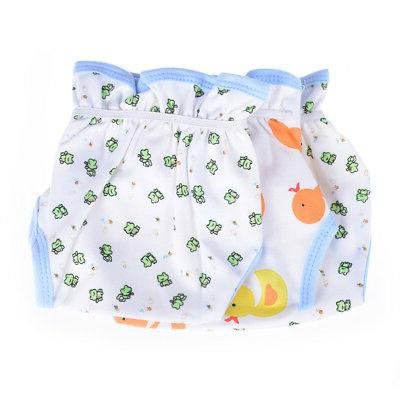 Baby Cute Printed Cotton Diapers Baby Diapers