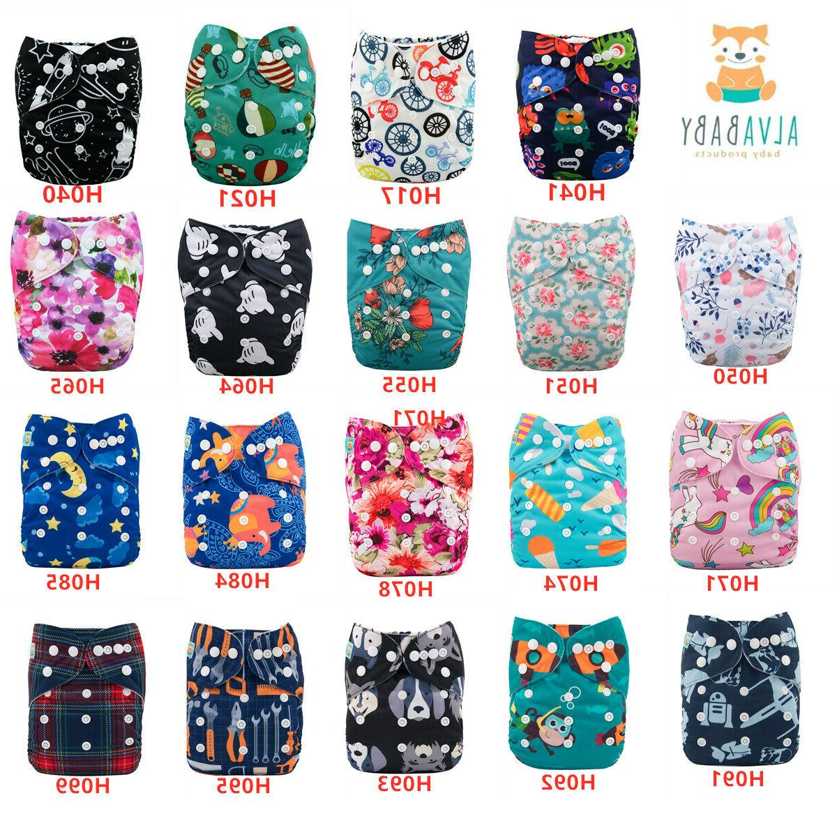 baby diapers cloth pocket diapers reusable washable