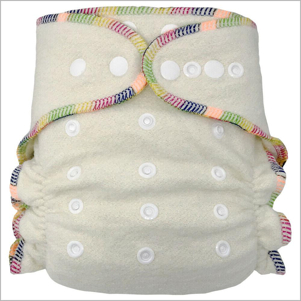 baby hemp night fitted cloth diaper one