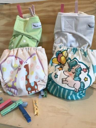 baby one size adjustable snap pocket cloth