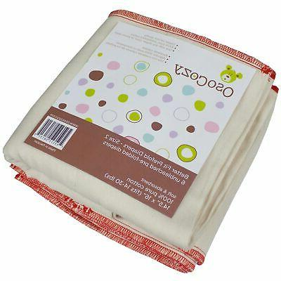 OsoCozy Fit Diapers - packs