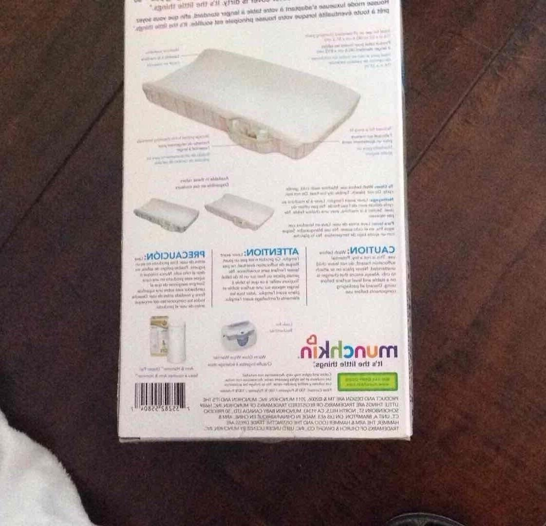 Munchkin Changing Blue Baby Diaper Nappy NEW