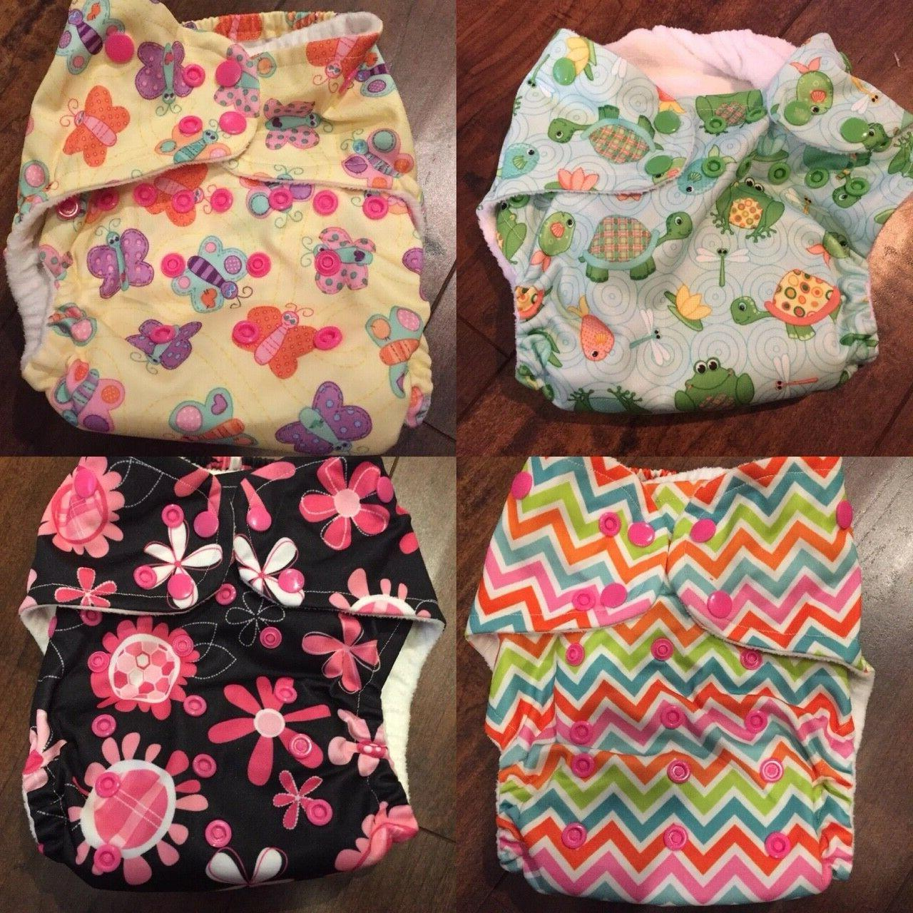 cloth diaper one size all in one