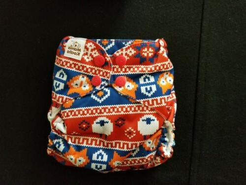 Cloth Diapers Mama Stay & 8-35 6 Pack