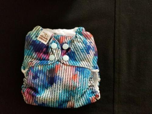 Cloth Diapers Stay Pocket Diapers & 6 Pack NEW