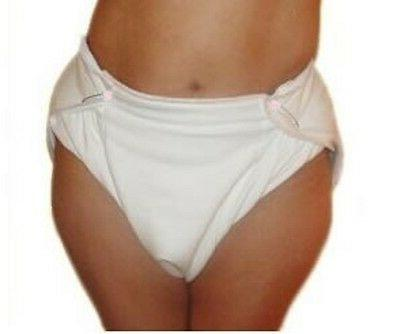 cotton gauze prefold cloth diapers for incontinent