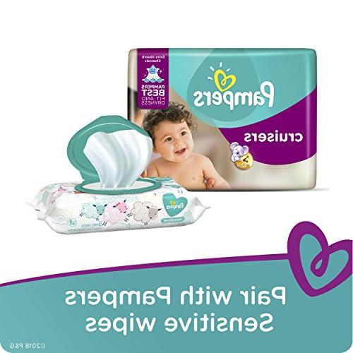 Pampers Diapers Count, MONTH