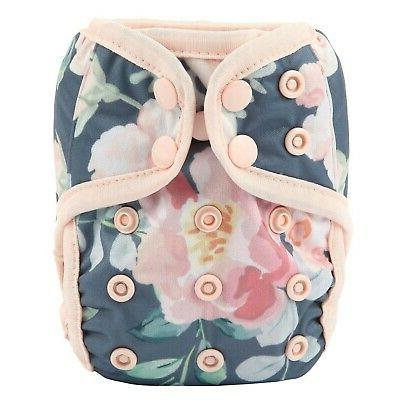 diaper nappy cover floral