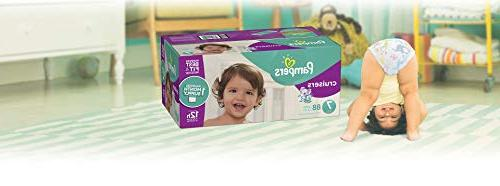 Pampers Diapers 88