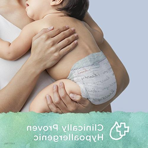 Pampers Pure Disposable Baby Diapers, Hypoallergenic Free 20