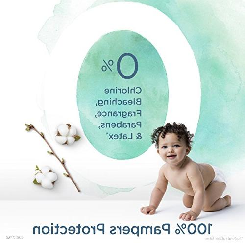 Pampers Pure Diapers, 20 Count