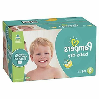 dry disposable diapers