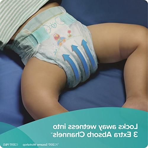Baby Diapers, 6,144 Count, ONE MONTH