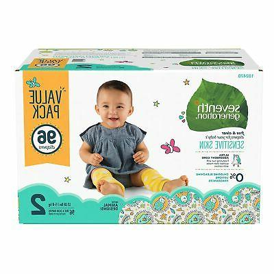 free and clear diapers size 2 44141