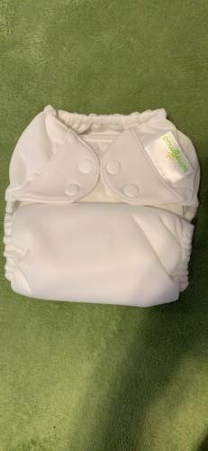 BumGenius Freetime All-In-One Snap Closure Cloth Diapers  LO