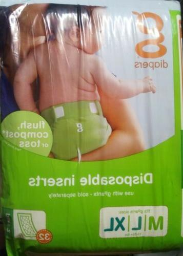 gDiapers Disposable