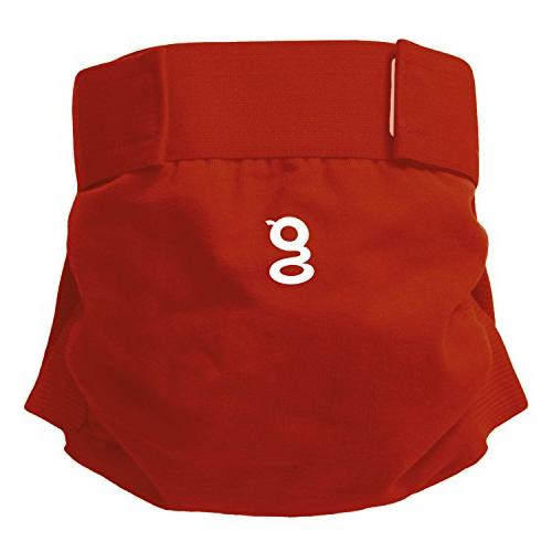gDiapers Good Fortune Red gPants, Small