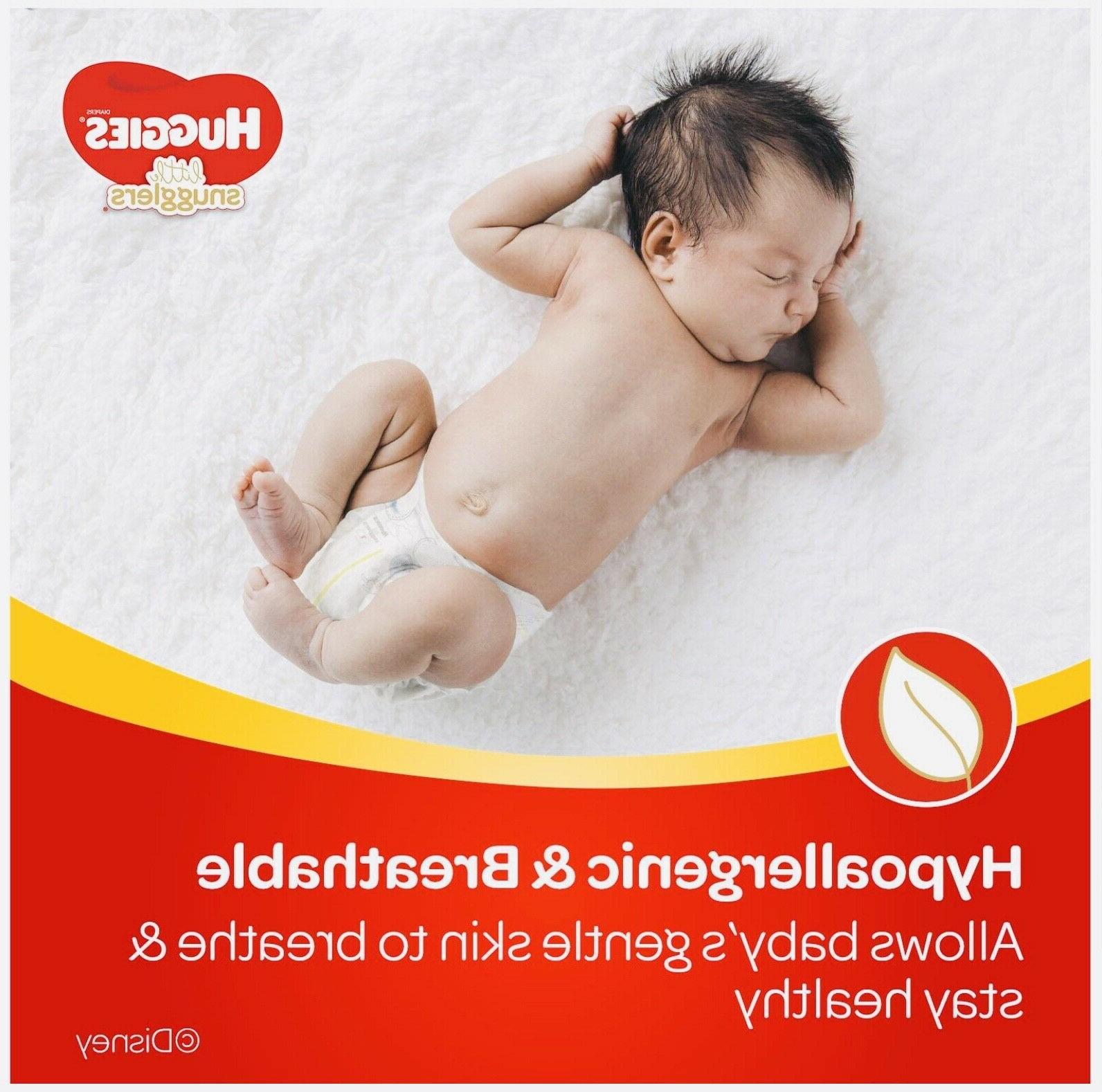 Huggies Little Diapers, Size 1, 198 Ct, Economy