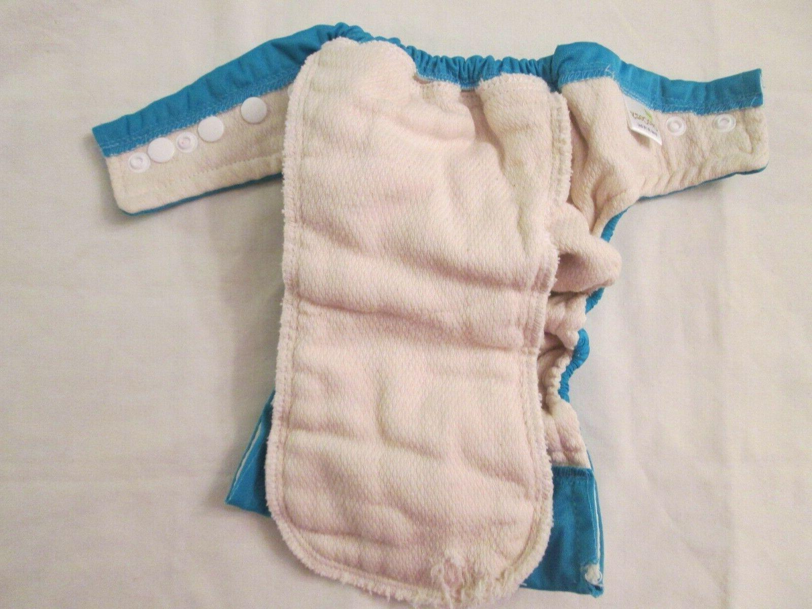 Lot 3 All In One Cloth 1 + Diaper