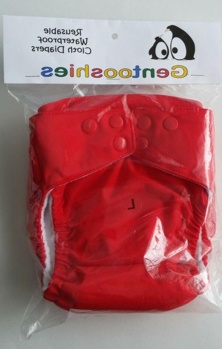 6 Cloth in One Reusable Organic Soaking Pad Made