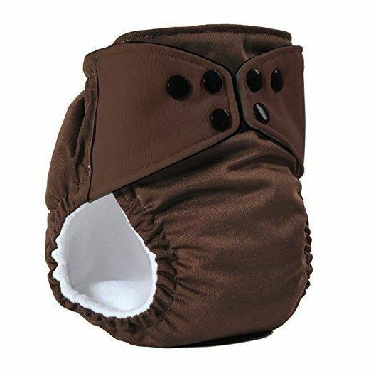 3 cloth diapers all in one reusable