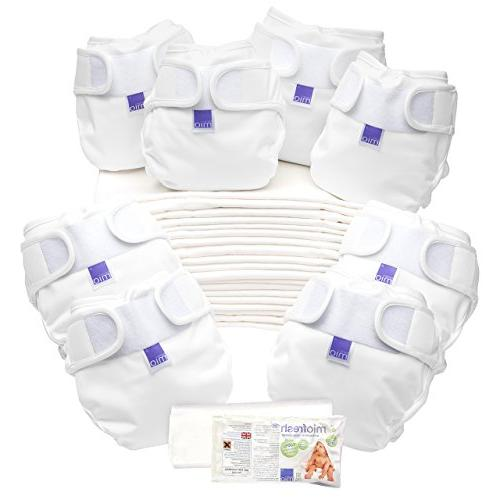miosoft cloth diaper birth to potty pack